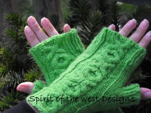 Love Gloves Fingerless
