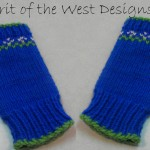 Spring Fling Fingerless Gloves