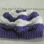 Cassidy's Drop Stitch Slouch